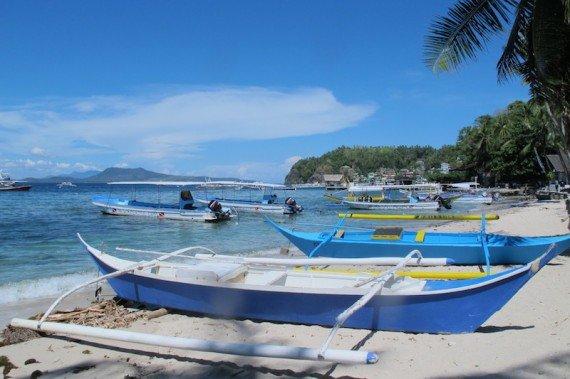PH Sabang  Viaggio Filippine, immersioni e spiagge più belle