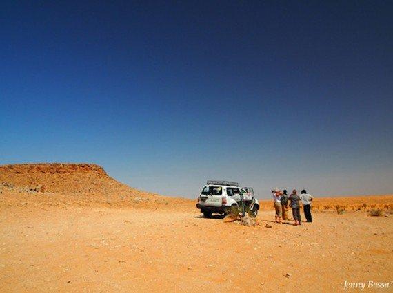 Tunisia, viaggio deserto Sahara