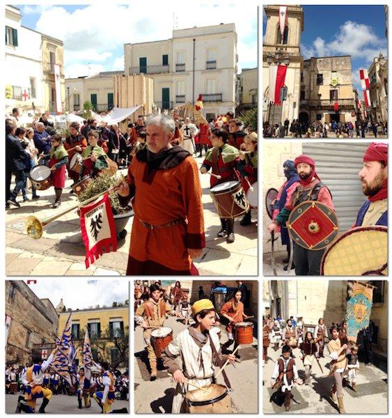 Altamura, itinerario in Puglia