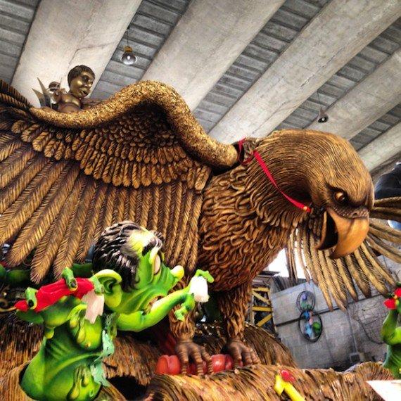 Putigliano carnevale  itinerario in Puglia