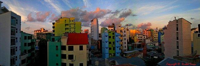 malè, maldive by Rushdi'SNAPS
