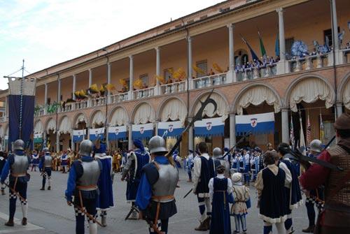 Corteo storico - da Palio di Faenza . it