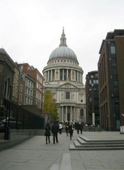 Verso St.Paul, attrazioni da vedere a Londra