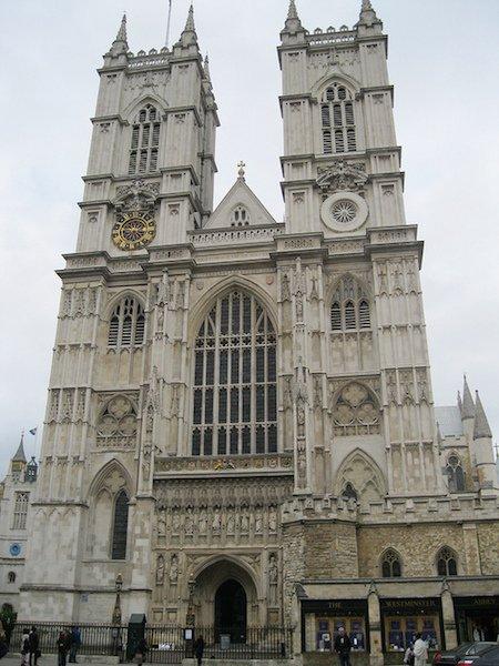 Westminster Abbey, attrazioni da vedere a Londra