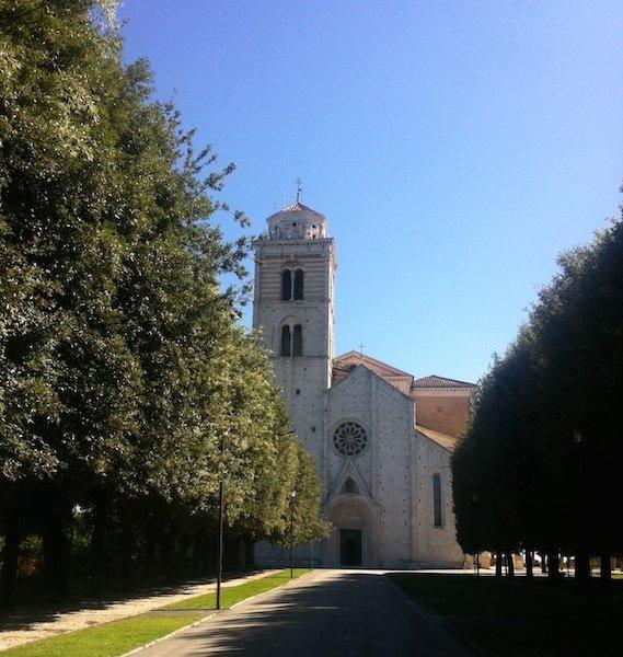 cattedrale di fermo, marche