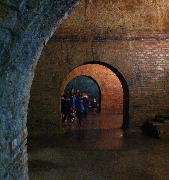 cisterne romane marche
