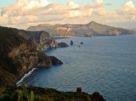Lipari, isole Eolie belvedere 4 occhi