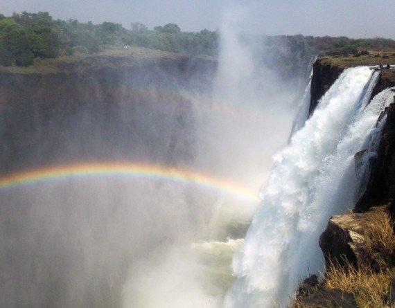 cascate vittoria, viaggio in africa