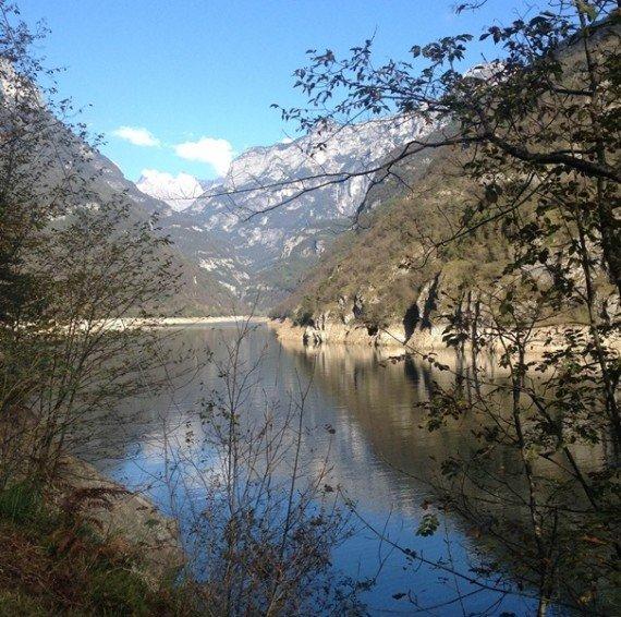 Parco Dolomiti Bellunesi Il Lago del Mis