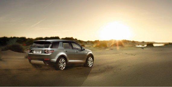 vinci viaggio con land rover