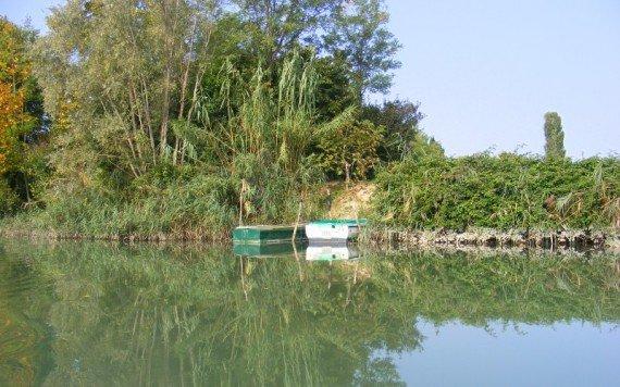 Ancora oggi si naviga nel Basso Piave.