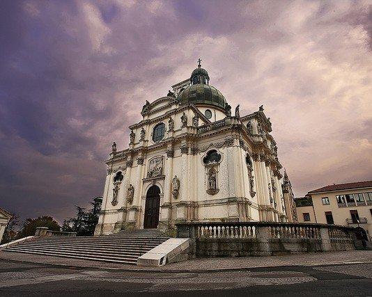 Basilica monte Berico