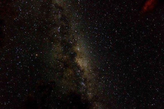 cielo stellato australia