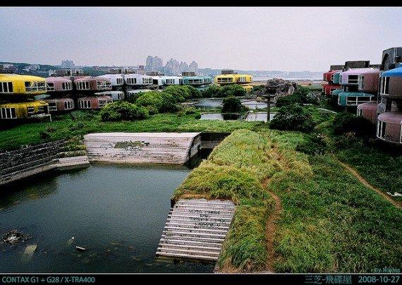 5-San Zhi Taiwan-città abbandonate-fantasma