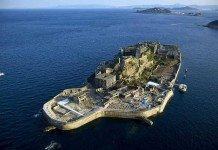 Gunkanjimal'isola proibita-città abbandonate-fantasma