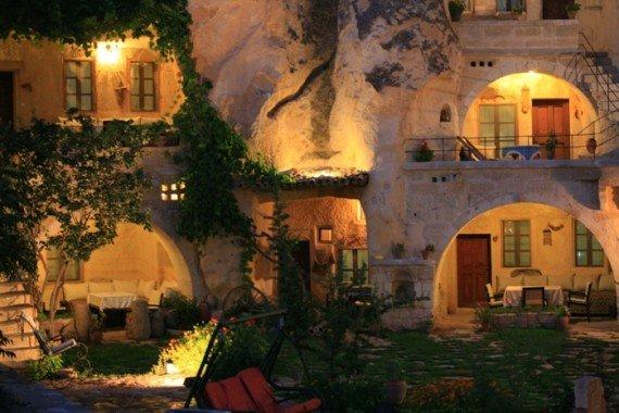 Hotel più originali del mondo ELKEP EVI