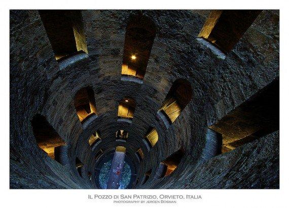 Pozzo San Patrizio posti strani italia