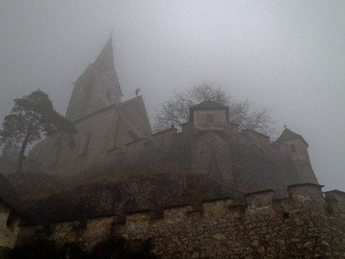 castello di Hochosterwitz, a pochi km da Klagenfurt