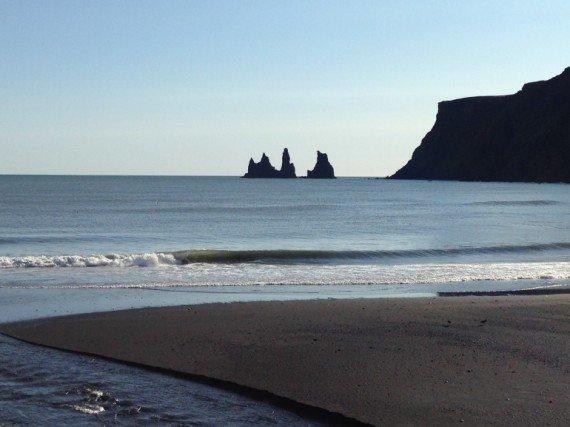 spiaggia nera, viaggio in Islanda