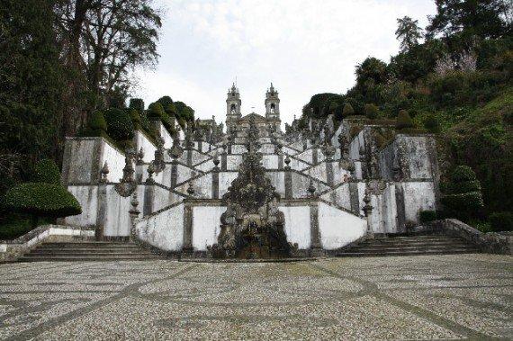 Braga_BomJesus, viaggio in Portogallo