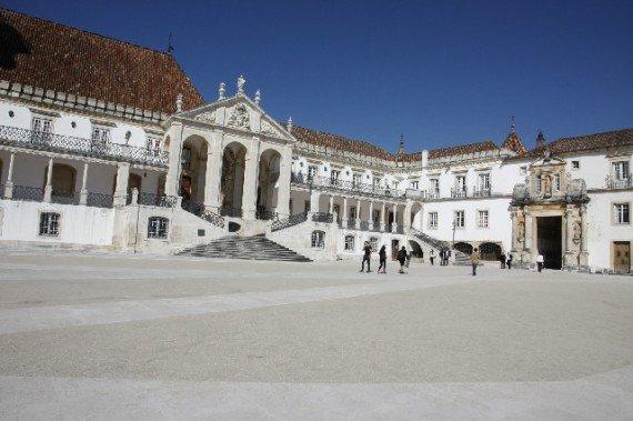 Coimbra, viaggio in Portogallo