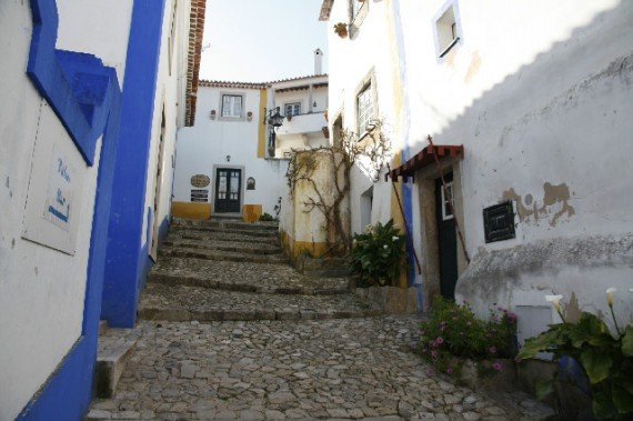Obidos, viaggio in Portogallo
