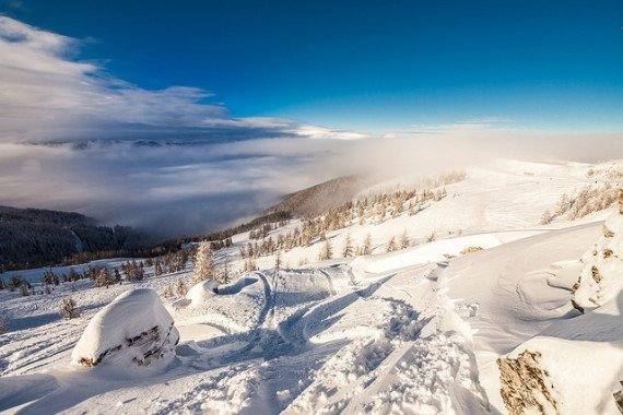 weekend sulla neve in Carinzia, a Bad Kleinkirchheim