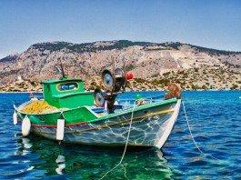 Panormitis, isola grecia