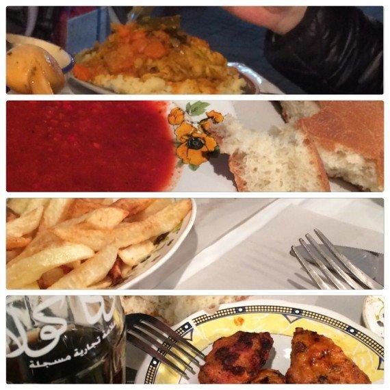 place dove mangiare a Marrakech