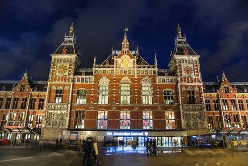 Centraal station Amsterdam blogdiviaggi.com