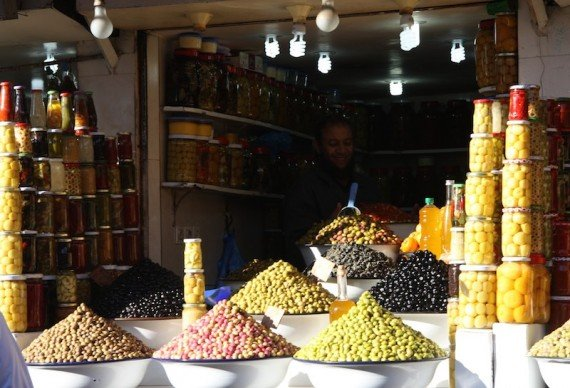 souq olive Marrakech