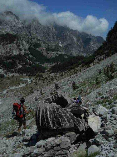 Parco della Pace dei Balcani, tra l'Albania, il Montenegro e il Kossovo