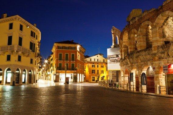 visitare Verona shutterstock_91294778