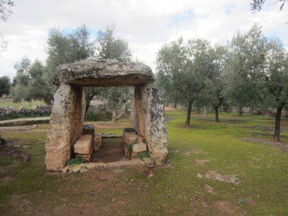 dolmen di fasano