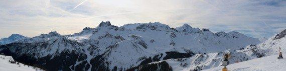 Alpe di siusi, dolomiti
