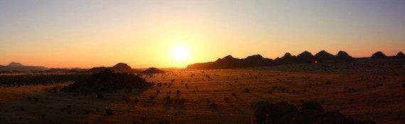 Namibia africa viaggio