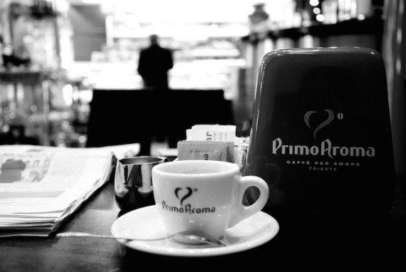 dove bere un buon caffe a trieste