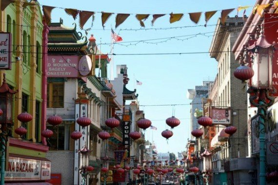 china town san francisco
