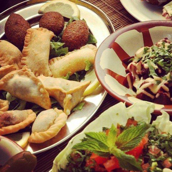 libanese dove mangiare a milano