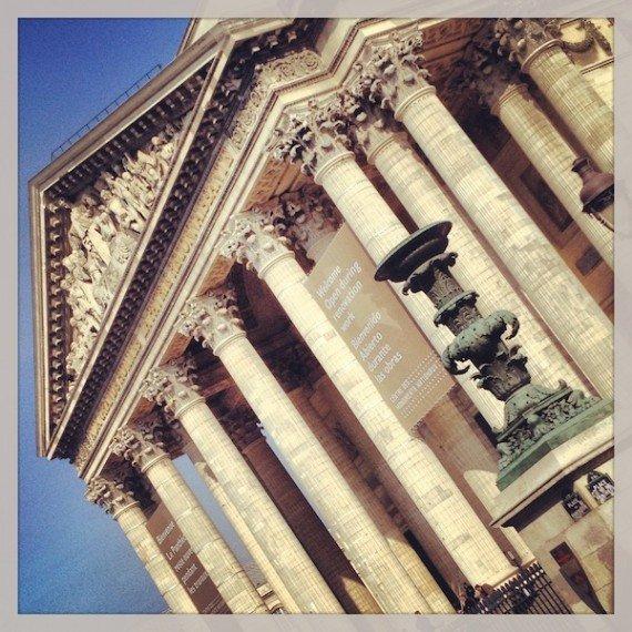 pantheon Cosa vedere a Parigi