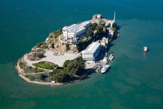 Alcatraz shutterstock_89649199
