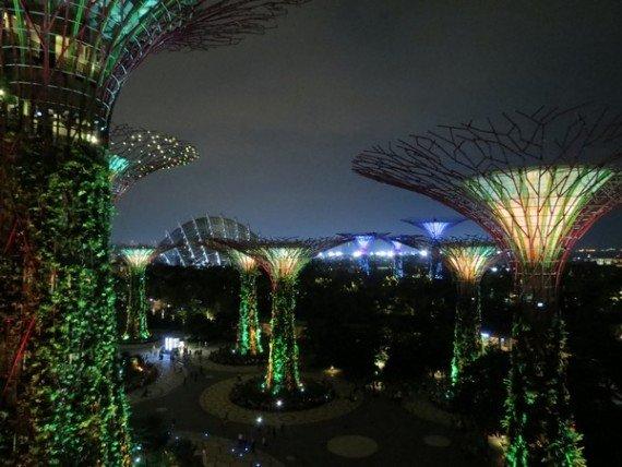 singapore giardini