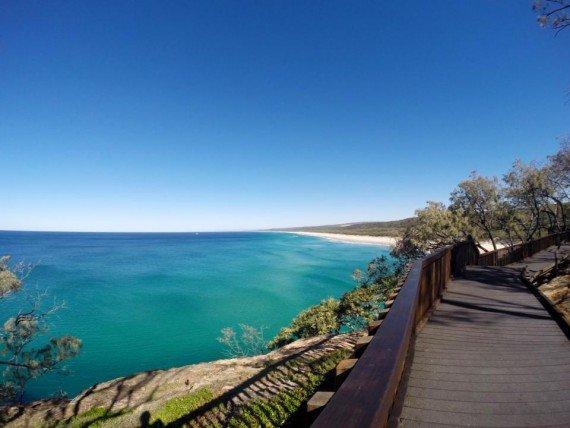 peel island australia