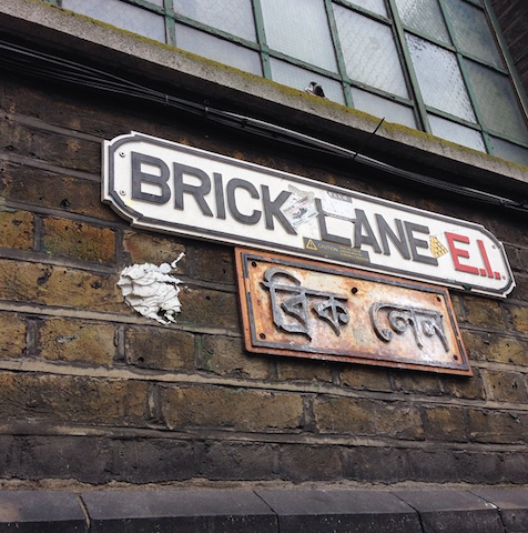 Una domenica a Brick Lane: mercatini, shopping vintage e street food