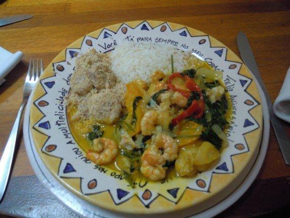 cucina tipica rio, brasile