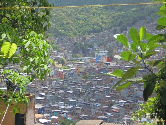 favela di Rocinha, Rio
