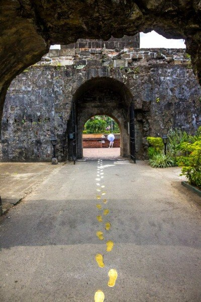 Rizal steps