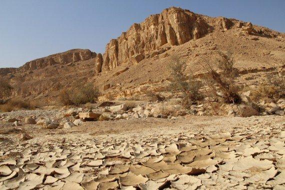 Makhtesh Ramon, il cratere di Israele.