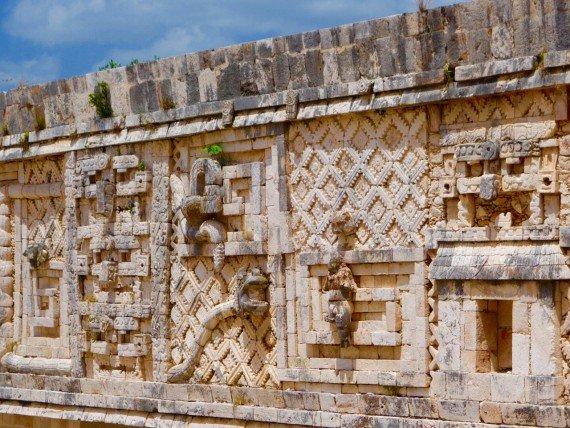 Uxmal tra i più bei siti maya dello Yucatan