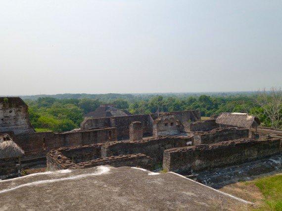 comalico sito maya tabasco, viaggio in messico